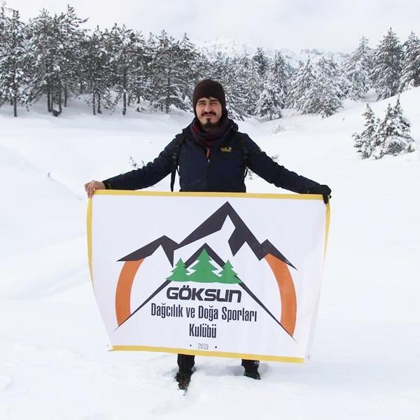 Göksunlu Dağcılardan Karlı Dağlara yolculuk!