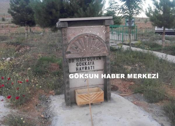 Göksunlu Genel Müdür adına Afşin'e Hayrat yapıldı!