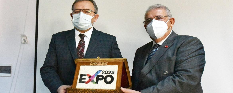 EXPO 2023 Göksun'da tanıtıldı!